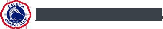 Balboa Angling Club Logo